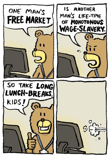 Capitalism comic 1